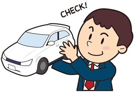 車検のイラスト