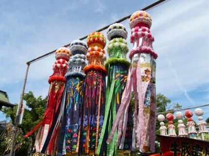 一度は行くべき祭りの一つ!仙台七夕まつりの由来や歴史とは?