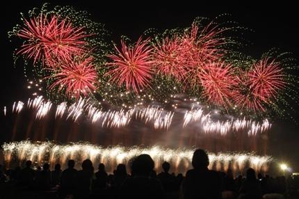 PLの花火大会