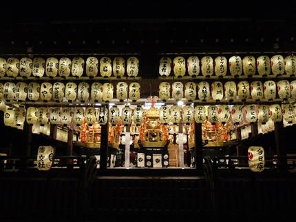 ユネスコの無形文化遺産の祇園祭!日程や屋台と浴衣情報!