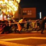 岸和田だんじり祭りを楽しむなら観覧席!座席表を確認しよう!