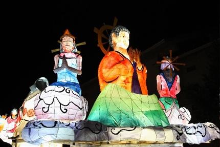 祇園祭の人形