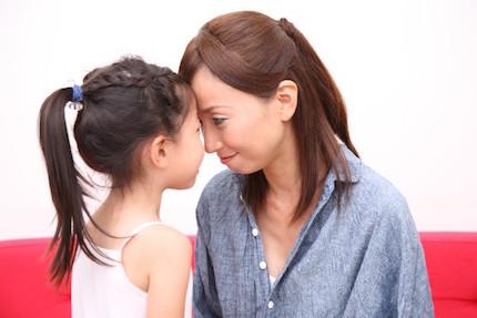 子供と楽しむママ