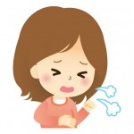 咳が止まらない夜!如何しても眠れない人必見!簡単咳止め方法ご紹介